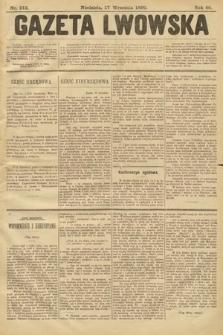 Gazeta Lwowska. 1899, nr212