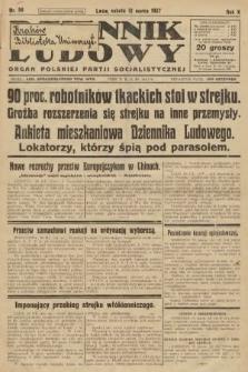 Dziennik Ludowy : organ Polskiej Partji Socjalistycznej. 1927, nr58