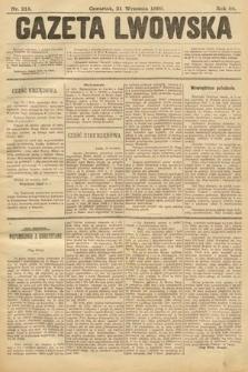 Gazeta Lwowska. 1899, nr215