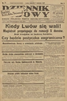 Dziennik Ludowy : organ Polskiej Partji Socjalistycznej. 1927, nr75
