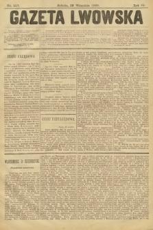 Gazeta Lwowska. 1899, nr217