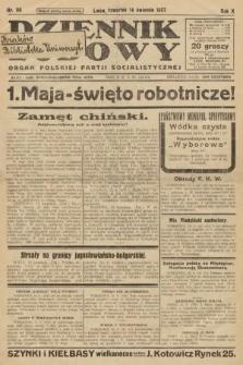 Dziennik Ludowy : organ Polskiej Partji Socjalistycznej. 1927, nr86