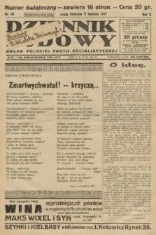 Dziennik Ludowy : organ Polskiej Partji Socjalistycznej. 1927, nr89