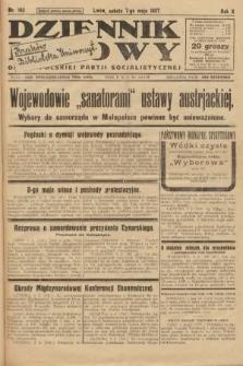 Dziennik Ludowy : organ Polskiej Partji Socjalistycznej. 1927, nr103