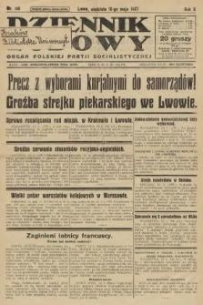 Dziennik Ludowy : organ Polskiej Partji Socjalistycznej. 1927, nr110