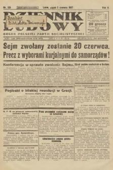 Dziennik Ludowy : organ Polskiej Partji Socjalistycznej. 1927, nr125
