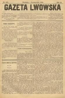 Gazeta Lwowska. 1899, nr223