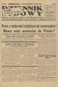 Dziennik Ludowy : organ Polskiej Partji Socjalistycznej. 1927, nr133