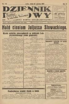 Dziennik Ludowy : organ Polskiej Partji Socjalistycznej. 1927, nr145