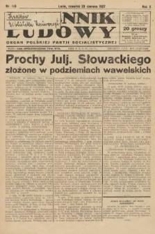 Dziennik Ludowy : organ Polskiej Partji Socjalistycznej. 1927, nr146