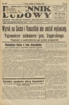 Dziennik Ludowy : organ Polskiej Partji Socjalistycznej. 1927, nr183