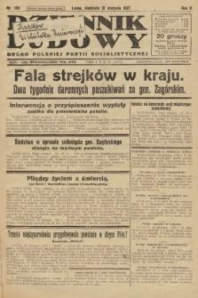 Dziennik Ludowy : organ Polskiej Partji Socjalistycznej. 1927, nr189