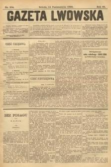 Gazeta Lwowska. 1899, nr234