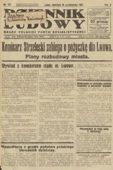 Dziennik Ludowy : organ Polskiej Partji Socjalistycznej. 1927, nr237