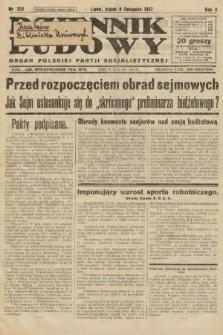 Dziennik Ludowy : organ Polskiej Partji Socjalistycznej. 1927, nr252