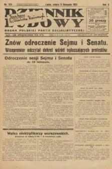 Dziennik Ludowy : organ Polskiej Partji Socjalistycznej. 1927, nr253