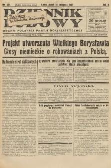 Dziennik Ludowy : organ Polskiej Partji Socjalistycznej. 1927, nr264