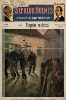 Szerlok Holmes : tygodnik kryminalny. 1909, nr29