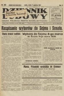 Dziennik Ludowy : organ Polskiej Partji Socjalistycznej. 1927, nr280