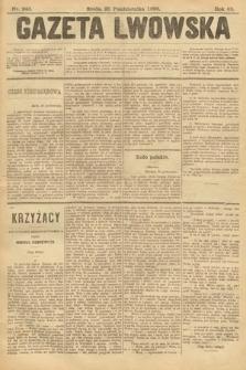 Gazeta Lwowska. 1899, nr243