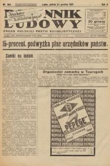 Dziennik Ludowy : organ Polskiej Partji Socjalistycznej. 1927, nr294