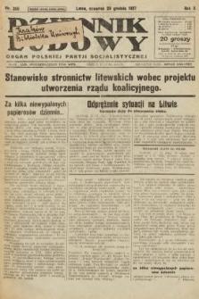 Dziennik Ludowy : organ Polskiej Partji Socjalistycznej. 1927, nr296