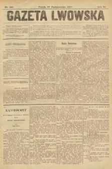 Gazeta Lwowska. 1899, nr245