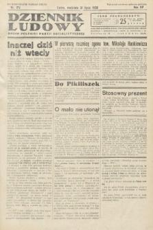 Dziennik Ludowy : organ Polskiej Partij Socjalistycznej. 1932, nr172