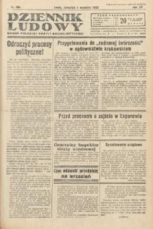 Dziennik Ludowy : organ Polskiej Partij Socjalistycznej. 1932, nr198