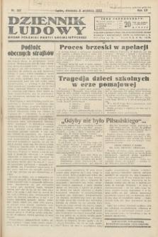 Dziennik Ludowy : organ Polskiej Partij Socjalistycznej. 1932, nr201