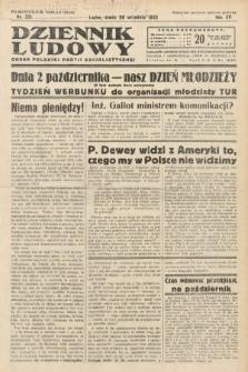 Dziennik Ludowy : organ Polskiej Partij Socjalistycznej. 1932, nr221