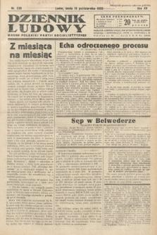 Dziennik Ludowy : organ Polskiej Partij Socjalistycznej. 1932, nr239