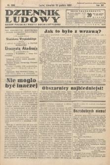 Dziennik Ludowy : organ Polskiej Partij Socjalistycznej. 1932, nr286