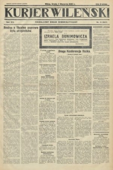 Kurjer Wileński : niezależny organ demokratyczny. 1930, nr5
