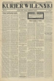 Kurjer Wileński : niezależny organ demokratyczny. 1930, nr6