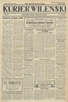 Kurjer Wileński : niezależny organ demokratyczny. 1930, nr9