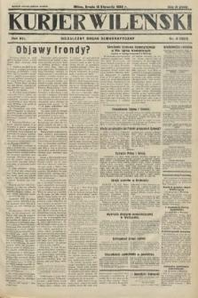 Kurjer Wileński : niezależny organ demokratyczny. 1930, nr11