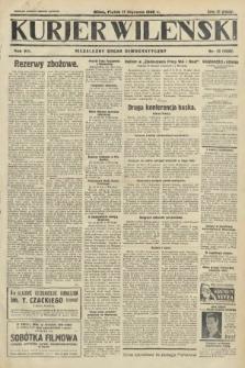 Kurjer Wileński : niezależny organ demokratyczny. 1930, nr13