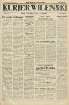 Kurjer Wileński : niezależny organ demokratyczny. 1930, nr17