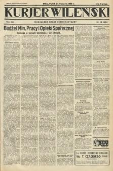 Kurjer Wileński : niezależny organ demokratyczny. 1930, nr19