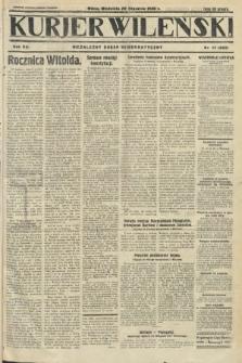 Kurjer Wileński : niezależny organ demokratyczny. 1930, nr21