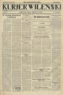 Kurjer Wileński : niezależny organ demokratyczny. 1930, nr25
