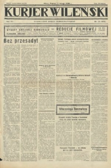 Kurjer Wileński : niezależny organ demokratyczny. 1930, nr31