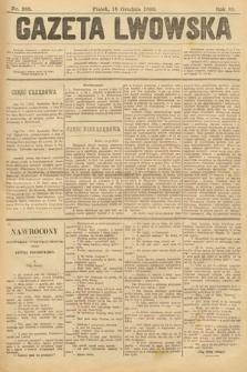 Gazeta Lwowska. 1899, nr285