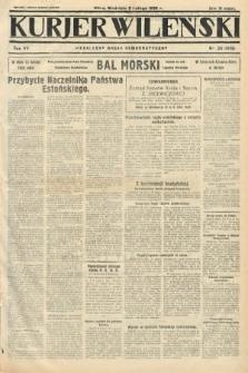 Kurjer Wileński : niezależny organ demokratyczny. 1930, nr33