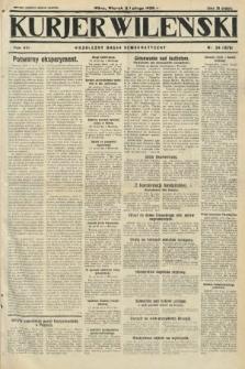 Kurjer Wileński : niezależny organ demokratyczny. 1930, nr34