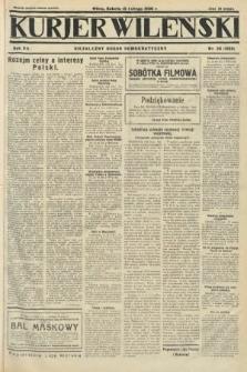 Kurjer Wileński : niezależny organ demokratyczny. 1930, nr38