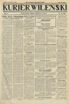Kurjer Wileński : niezależny organ demokratyczny. 1930, nr39
