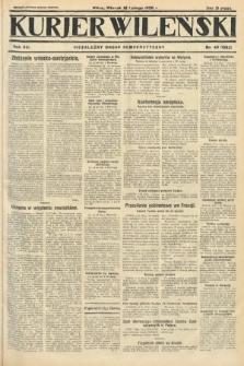 Kurjer Wileński : niezależny organ demokratyczny. 1930, nr40