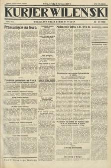 Kurjer Wileński : niezależny organ demokratyczny. 1930, nr41